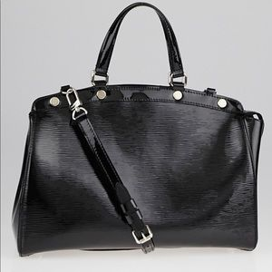 Louis Vuitton Electric Epi Leather Brea MM Bag